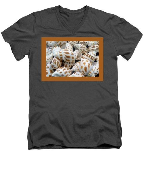 Shells - 7 Men's V-Neck T-Shirt