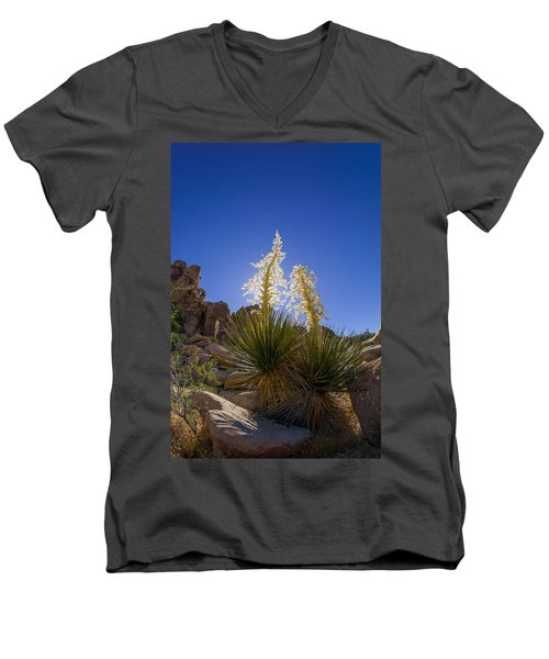 Shields Men's V-Neck T-Shirt