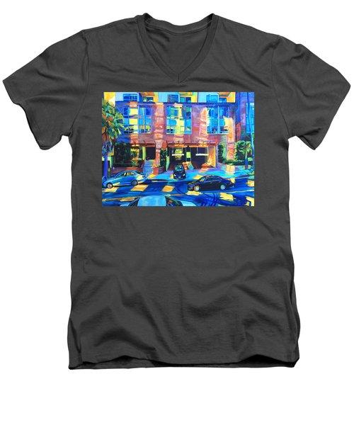 Reflect Men's V-Neck T-Shirt
