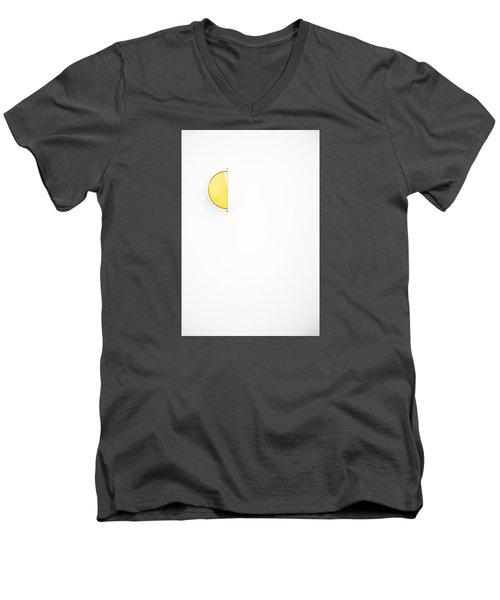Ship Light Men's V-Neck T-Shirt by Darryl Dalton