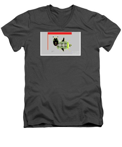 Shoofly Men's V-Neck T-Shirt