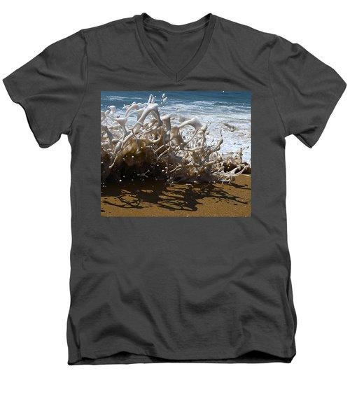 Shorebreak - The Wedge Men's V-Neck T-Shirt