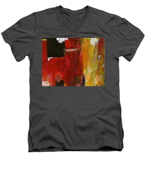 Sidelight Men's V-Neck T-Shirt