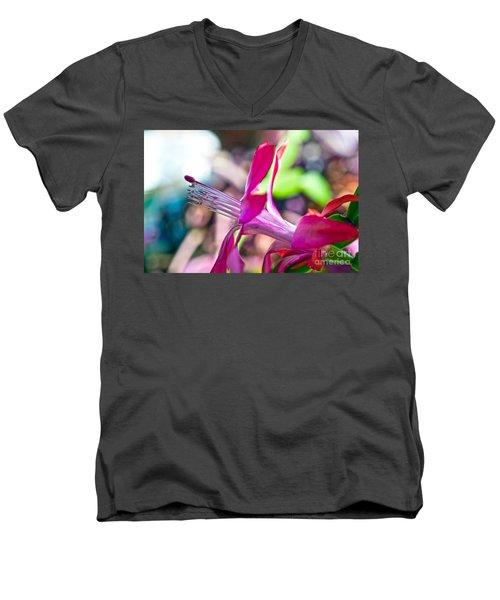 Simple Passion Men's V-Neck T-Shirt