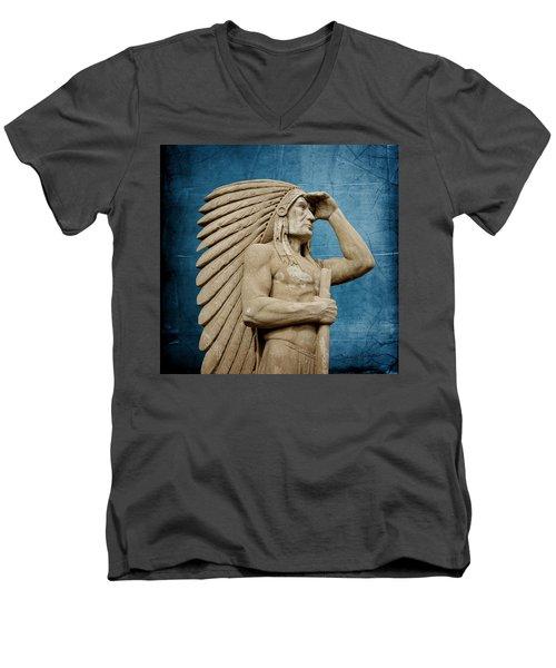 Sioux Lookout Men's V-Neck T-Shirt