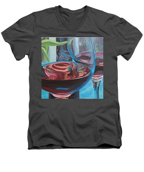 So Men's V-Neck T-Shirt