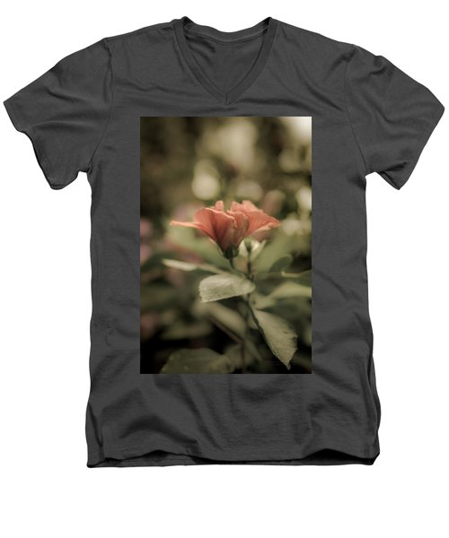 Soft Beauty Men's V-Neck T-Shirt