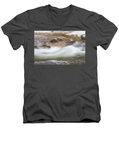 Soft Water Men's V-Neck T-Shirt