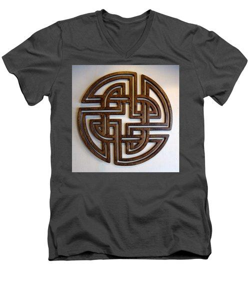 Sol Three Men's V-Neck T-Shirt