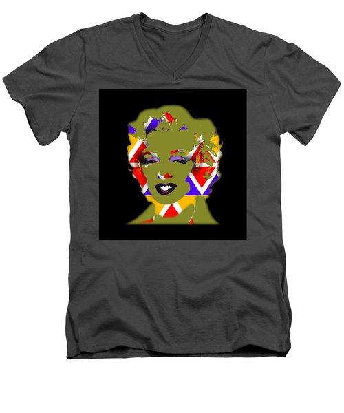 Some Like It Native Men's V-Neck T-Shirt