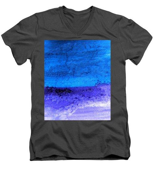 Something Blue Men's V-Neck T-Shirt