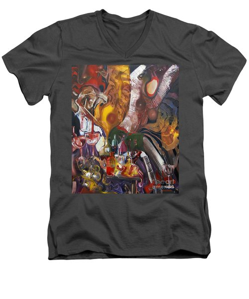 Something To Shout About Men's V-Neck T-Shirt