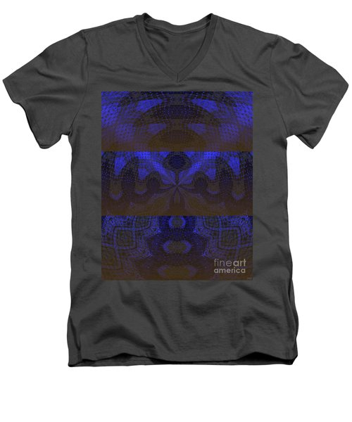 Sonic Temple Men's V-Neck T-Shirt
