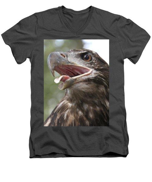 Soul Kiss Men's V-Neck T-Shirt