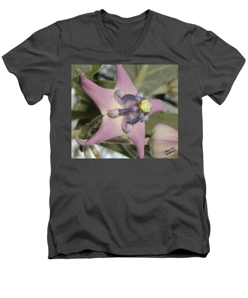 Soulful Star  Men's V-Neck T-Shirt