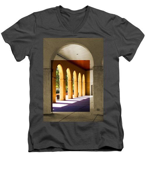 Spanish Arches Men's V-Neck T-Shirt