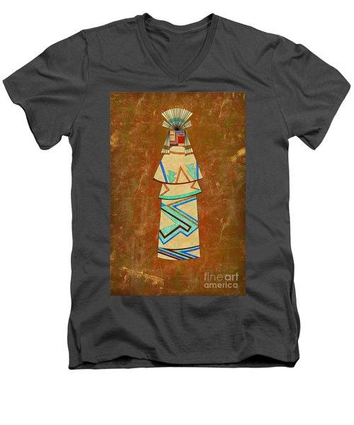 Spirit Of The Sand Men's V-Neck T-Shirt