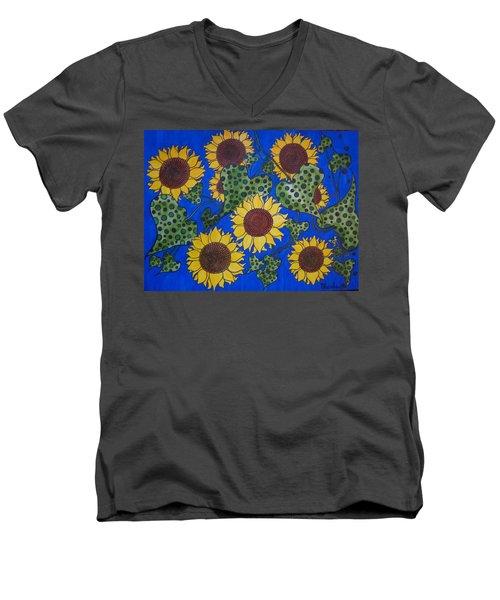 Spot On Men's V-Neck T-Shirt