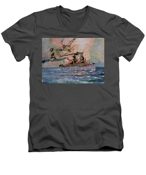 Ss Waimarama Men's V-Neck T-Shirt