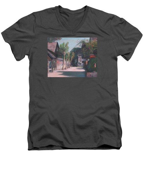 St. George Street II Men's V-Neck T-Shirt