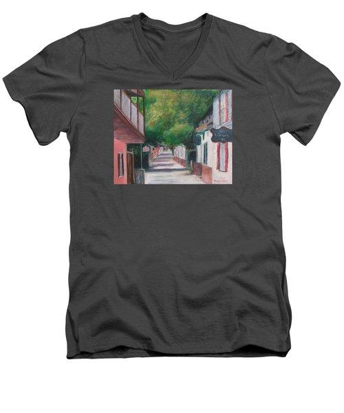 St George Street IIi Men's V-Neck T-Shirt