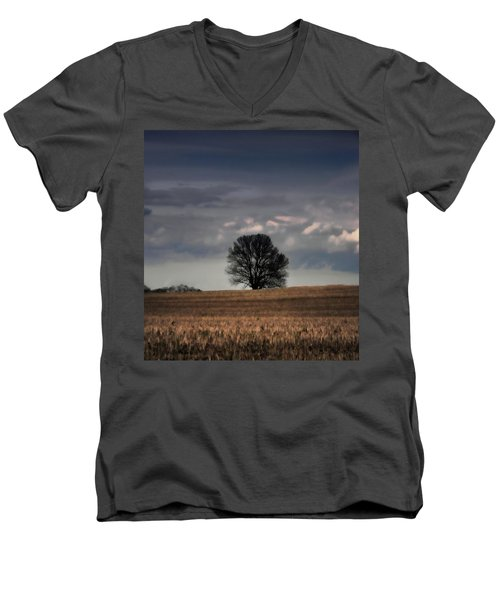 Stand Alone Men's V-Neck T-Shirt