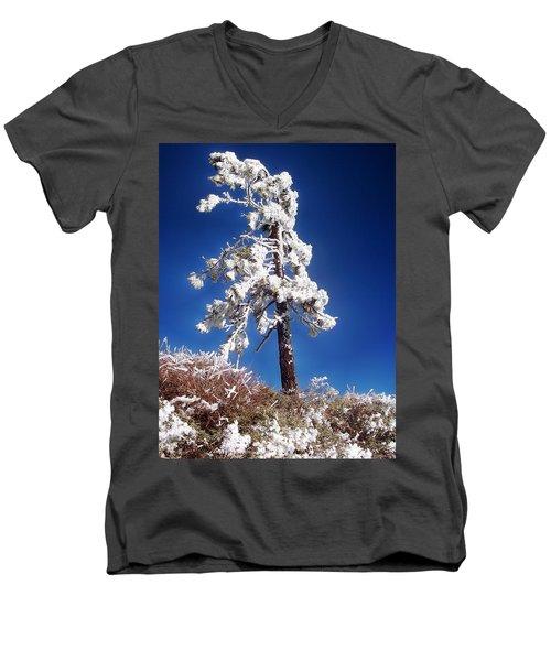 Standing Strong Men's V-Neck T-Shirt