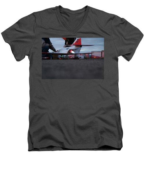 Startup Men's V-Neck T-Shirt