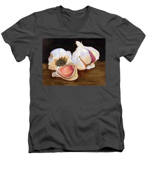 Still Life No. 2 Men's V-Neck T-Shirt