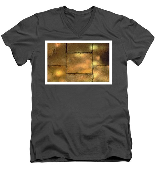 Stone And Light 08 Men's V-Neck T-Shirt