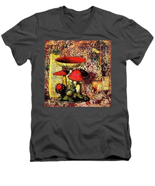 Storytime Men's V-Neck T-Shirt