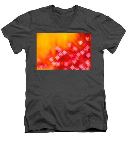 Sugar Magnolia Men's V-Neck T-Shirt