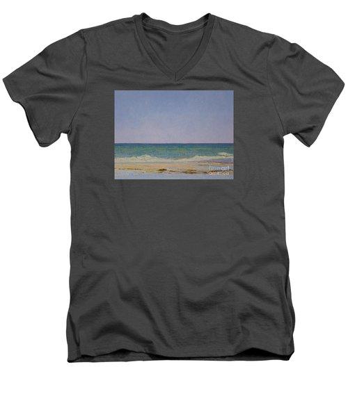 Summer Storm Tidepools Men's V-Neck T-Shirt