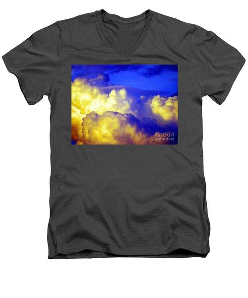Summer Sunset #2 Men's V-Neck T-Shirt