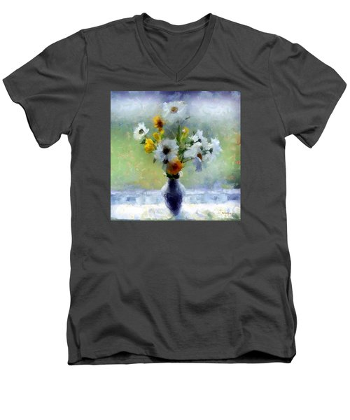 Summerstorm Still Life Men's V-Neck T-Shirt