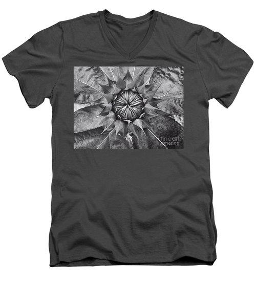 Sunflower's Shades Of Grey Men's V-Neck T-Shirt