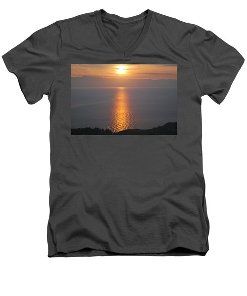 Sunrise Erikousa 1 Men's V-Neck T-Shirt