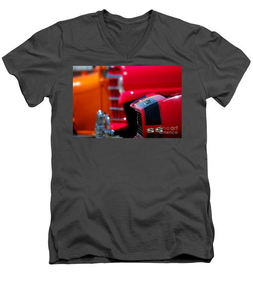 Super Sport Men's V-Neck T-Shirt