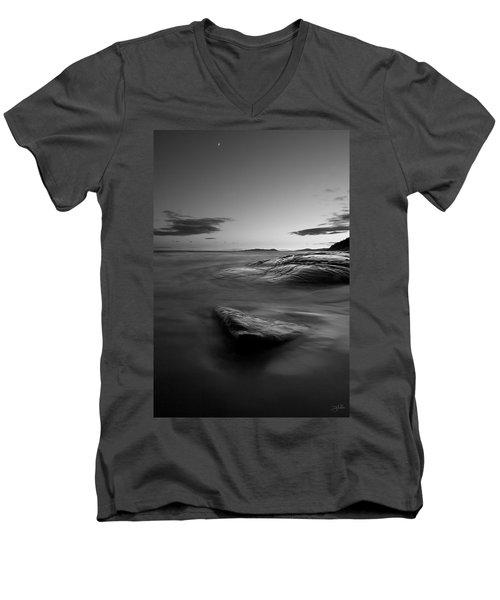 Superior Crescent    Men's V-Neck T-Shirt