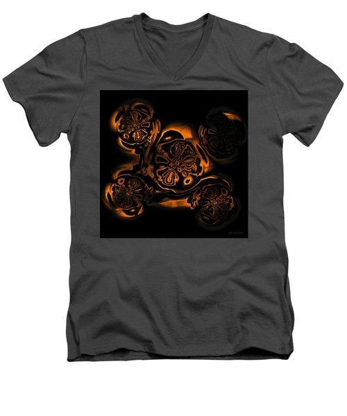 Suranan Artifact Men's V-Neck T-Shirt