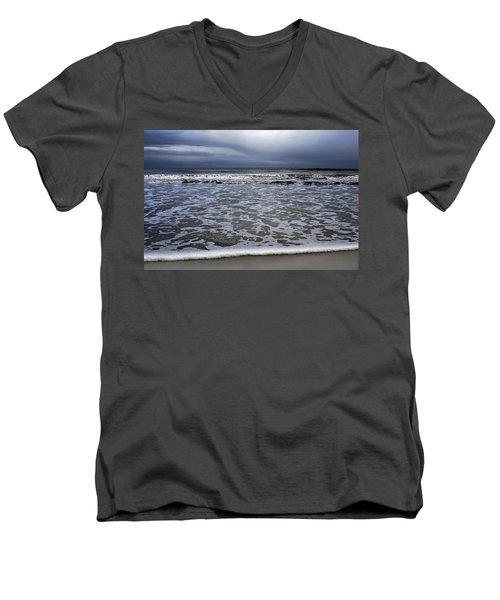 Surf And Beach Men's V-Neck T-Shirt