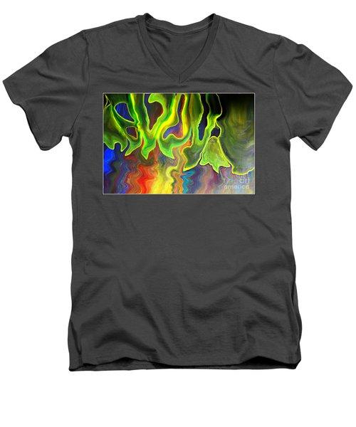 Surreal Impulse.. Men's V-Neck T-Shirt