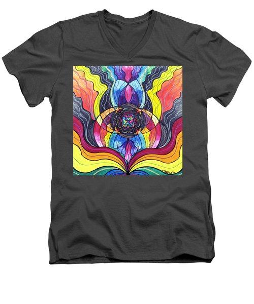Surrender Men's V-Neck T-Shirt