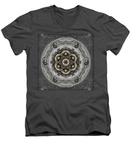 Surrender To The Journey Men's V-Neck T-Shirt