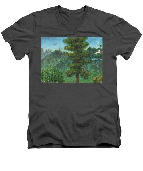 Susan's View Men's V-Neck T-Shirt