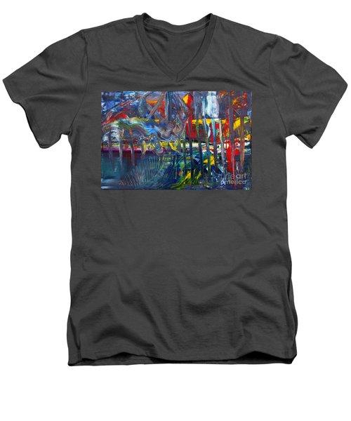 Suzanne's Dream II Men's V-Neck T-Shirt