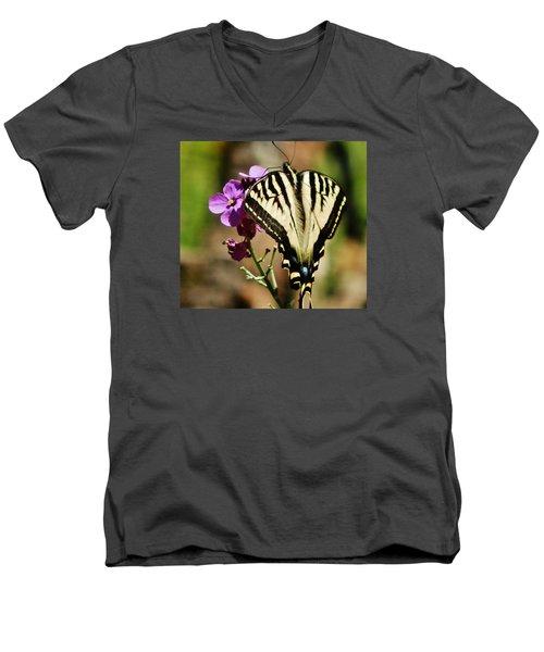 Sweet Attraction Men's V-Neck T-Shirt