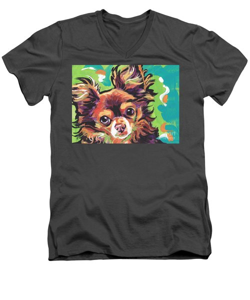 Sweet Choco Chi  Men's V-Neck T-Shirt