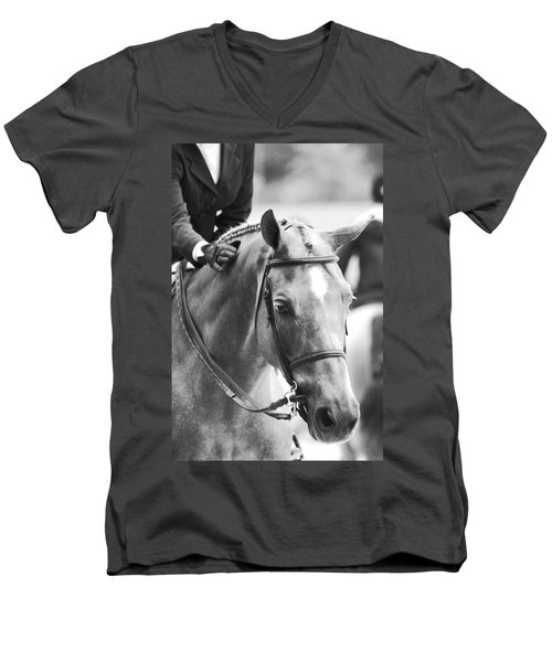 Sweet Pony Men's V-Neck T-Shirt