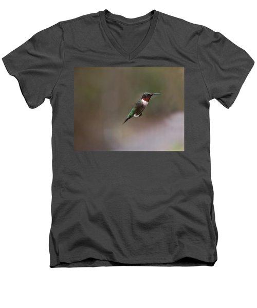 Sweet Stuff Ahead Men's V-Neck T-Shirt